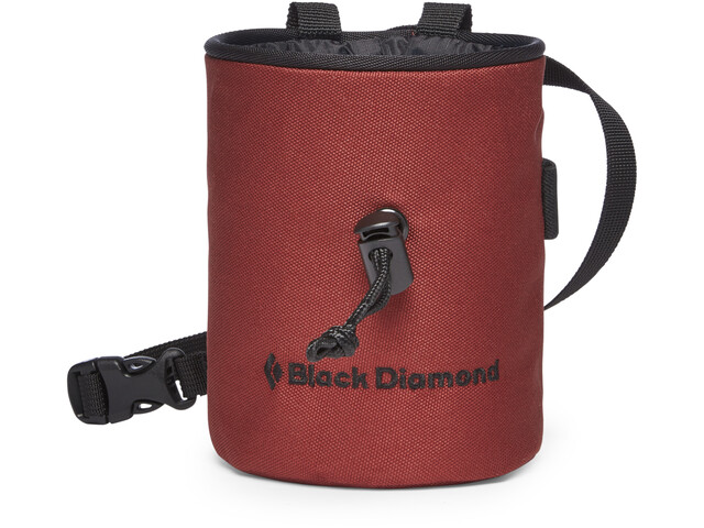 Black Diamond Mojo Chalk Bag red oxide